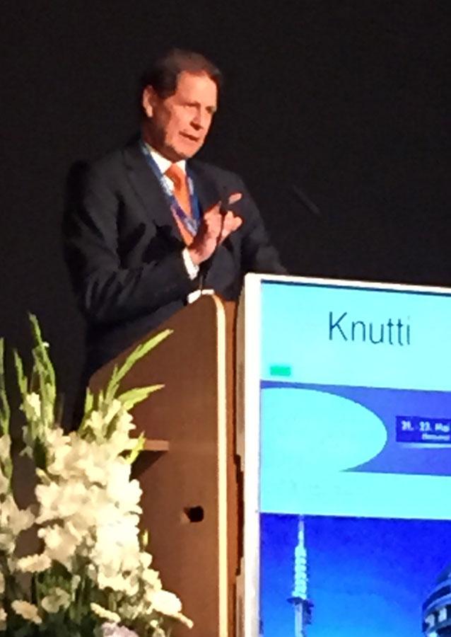 Dr. Knutti - Porträt 2